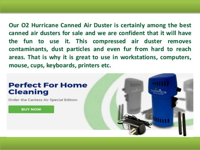 Advantages Of Using Eco Friendly Canned Air Alternative