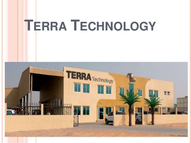 TERRA TECHNOLOGY