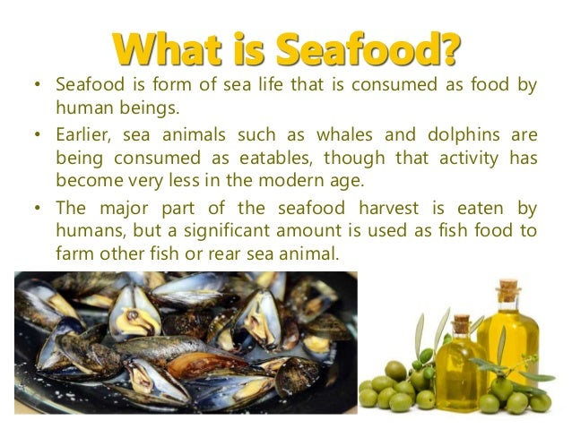 Advantages types of seafood for Is fish considered meat
