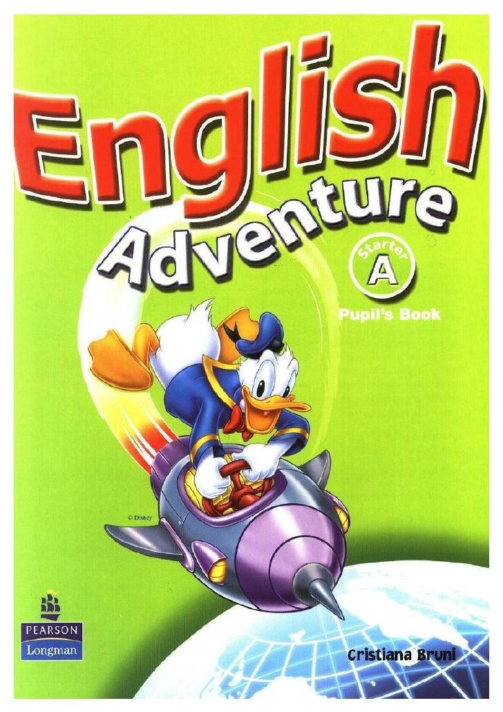 English Adventure Starter A
