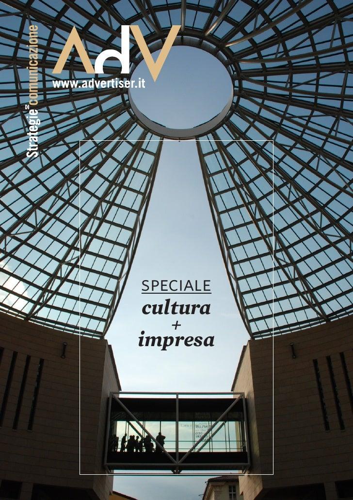 speciale cultura    +impresa
