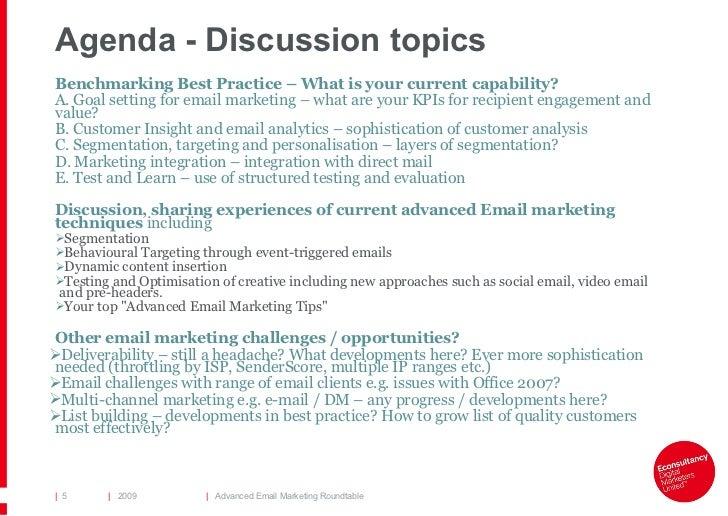 best discussion topics