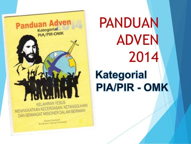 PANDUAN  ADVEN  2014