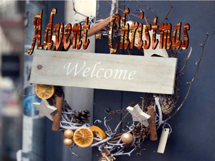 Advent - Christmas