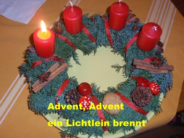 Advent Gedicht