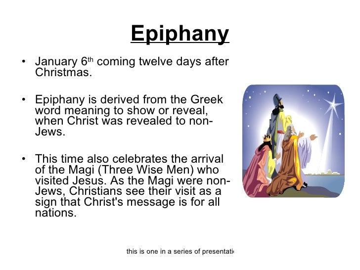 Advent Christmas Epiphany And Yule Explained