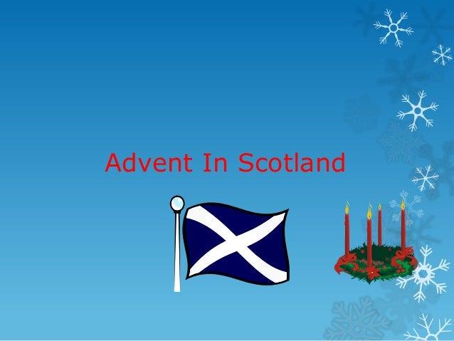 Advent In Scotland