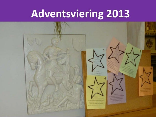 Adventsviering 2013
