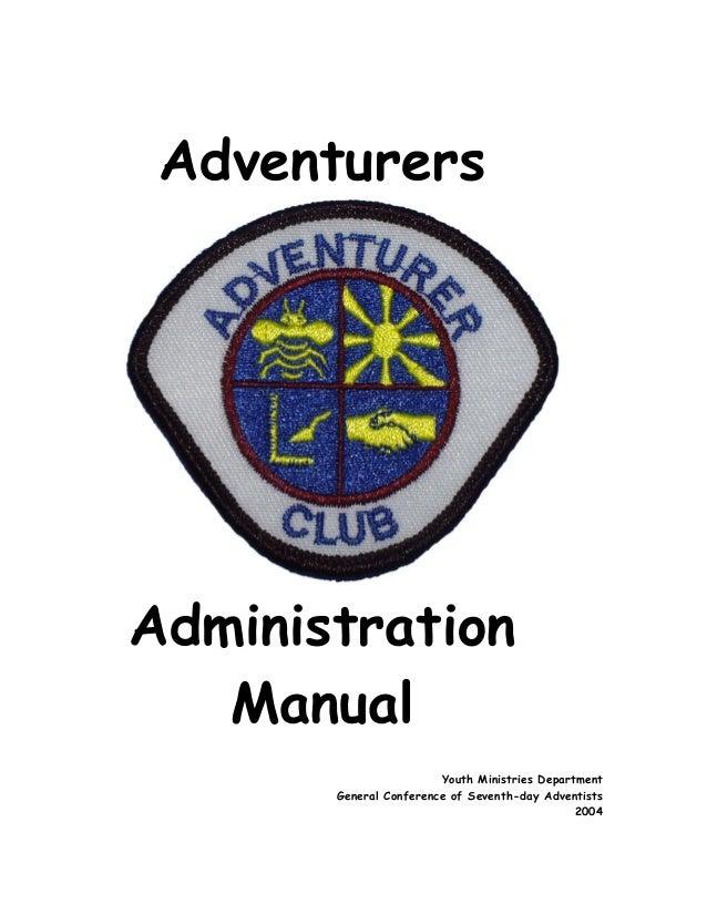 adventurer club manual rh slideshare net Adventurer Classes Adventurer Curriculum Resources