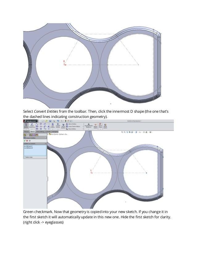 AiM Spinner Design Tutorial in Solidworks