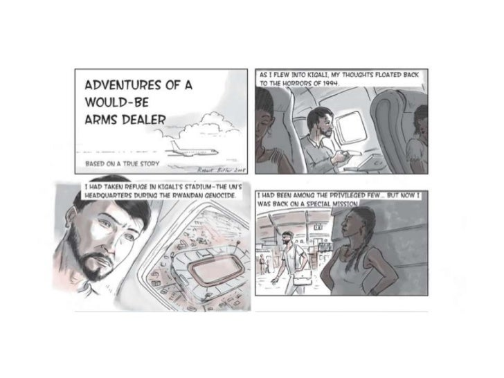 Adventures of a Would-Be Arms Dealer