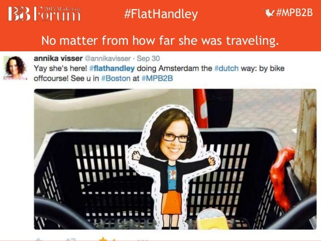 ##FFllaattHHaannddleleyy ##MMPPBB22BB  No matter from how far she was traveling.