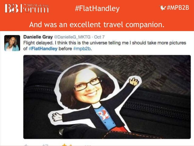 ##FFllaattHHaannddleleyy ##MMPPBB22BB  And was an excellent travel companion.