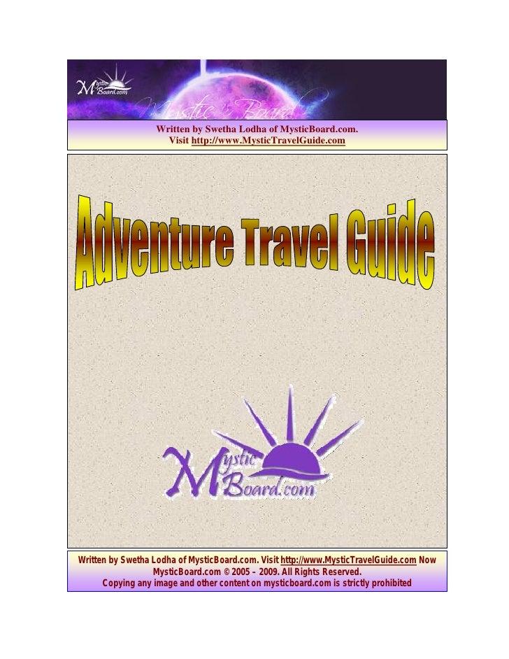 Written by Swetha Lodha of MysticBoard.com.                     Visit http://www.MysticTravelGuide.com     Written by Swet...
