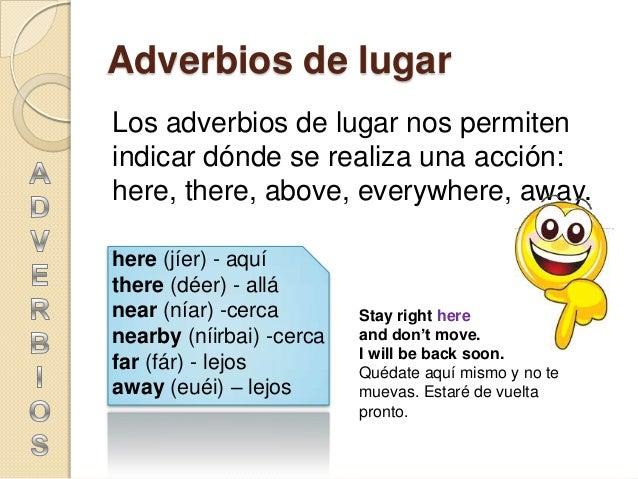 Muito Adverbios del inglés GK28