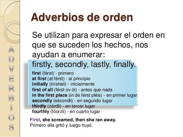 Top Adverbios del inglés KL72