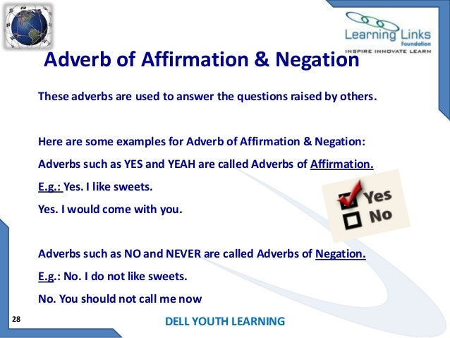 adverb of negation examples choice image example cover letter for