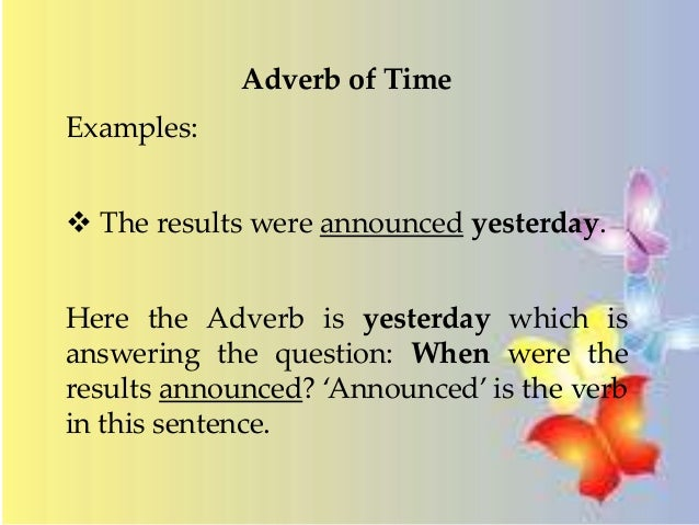 Sentence Adverbs Examples Image Collections Example Cover Letter