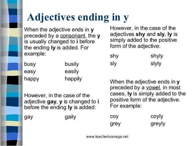 Adverbs of manner