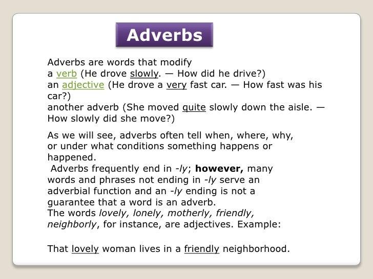 Good Adjectives For Resumes Resume Badak