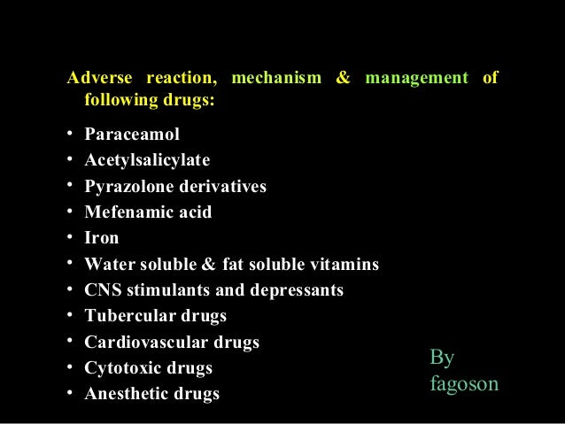 reaction paper for drugs Adverse drug reaction (adr, or adverse drug effect) is a broad term referring to unwanted, uncomfortable, or dangerous effects that a drug may have.