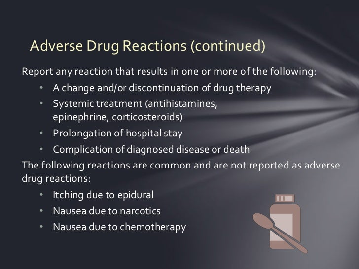 adverse drug reaction thesis Pharmacovigilance: the responsibility of pharmaceutical companies to protect patients  spontaneous reporting of adverse drug reactions (adrs)  this thesis.