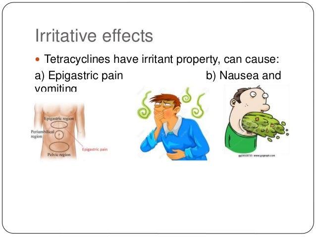 Tetracycline Class Of Antibiotics