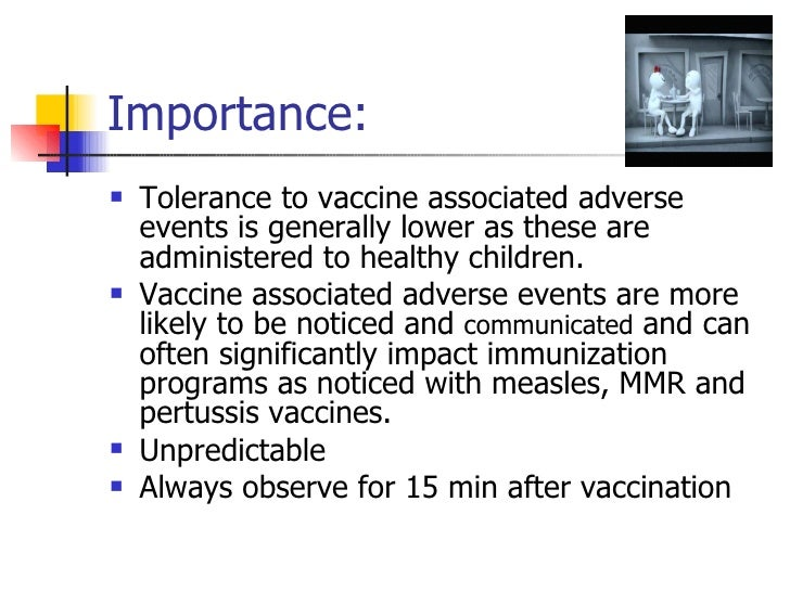 the importance of immunizations essay Vaccine safety and the importance of vaccines when it comes to important issues like vaccination, don't let yourself be misled by unreliable sources in the media.