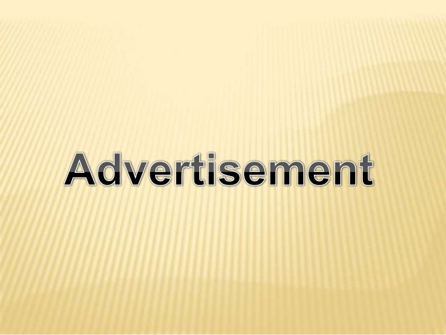 "The word advertising comes form the latin word ""advertere"" meaning ""to turn the minds of towards""."