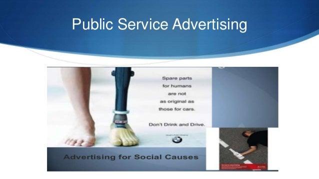 service advertisment
