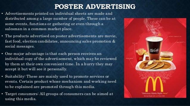 Advertisement marketing project grade 12