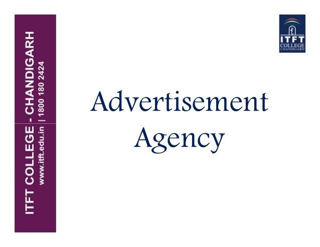 Advertisement Agency Advertisement Agency