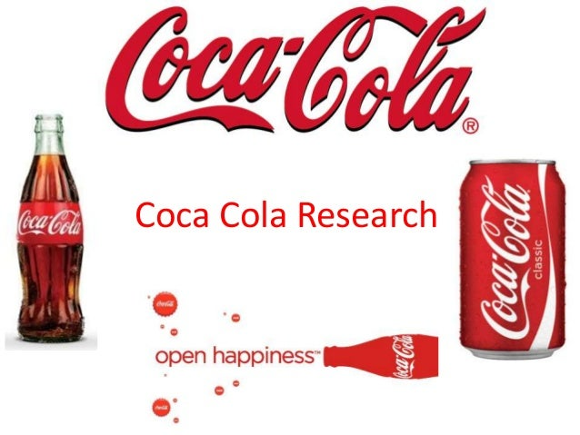 Coca Cola Research