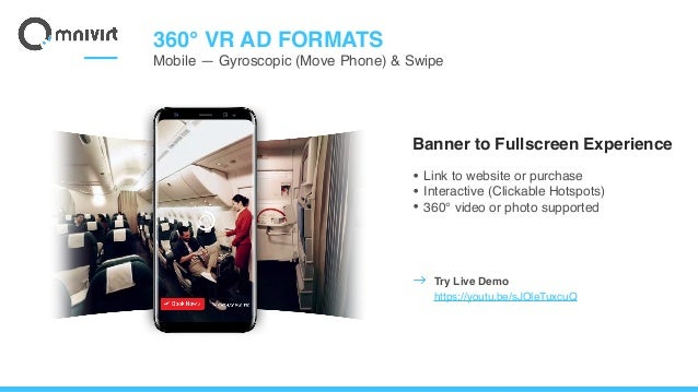 An Advertiser's Guide to Immersive Ad Formats