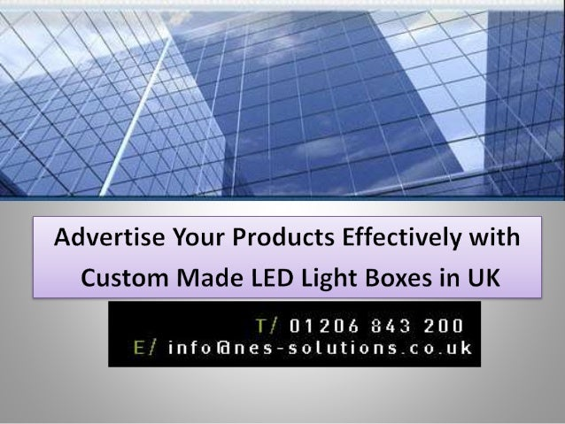 A menu light box is a great solution for cafes and restaurants. In fact, its demand has been increasing with time. These b...