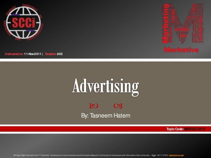 Instructed on: 11-Nov-2011 | Session: #02                                                                                 ...