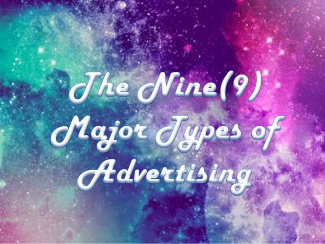 It is the most common type of advertising. It is also a featuring of a particular brand in media to build strong and long ...