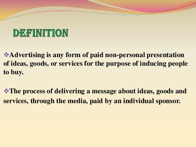 advertising is a legalized form of lying essay Advertising is legalized lying advertising is a form of communication used to encourage or persuade an audience viewers, readers or listeners sometimes a.