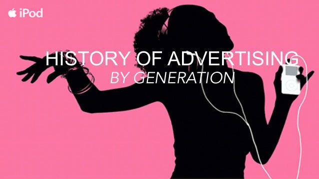 history of advertsing From the invention of moveable type in 1450, all the way to mobile ads and online videos, advertising has come a long way.