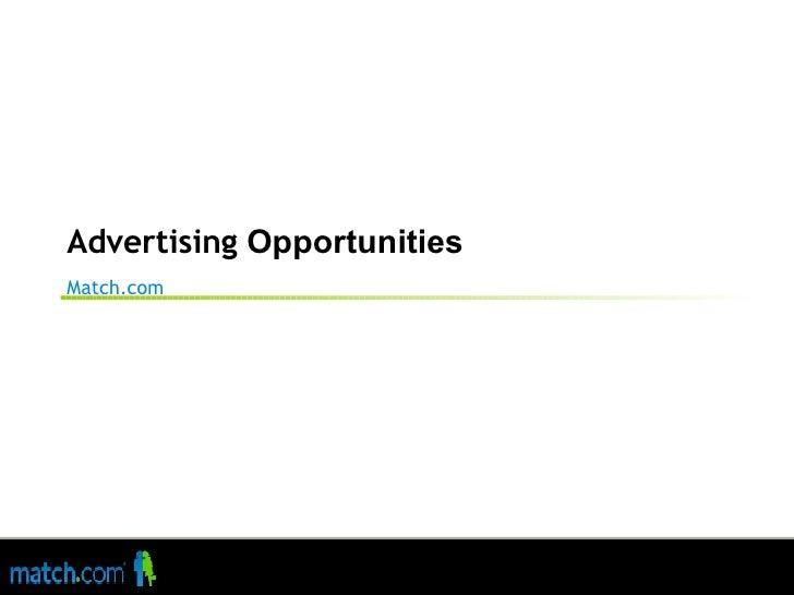 Advertising  Opportunities  Match.com