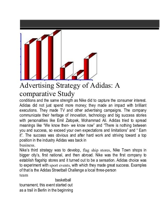 alternative strategy used by adidas All the marketing news, analysis, opinions and ad campaigns from adidas.