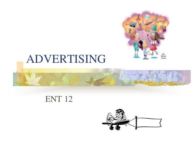 ADVERTISINGENT 12