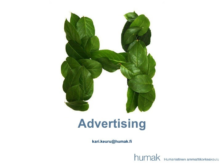 Advertising [email_address]