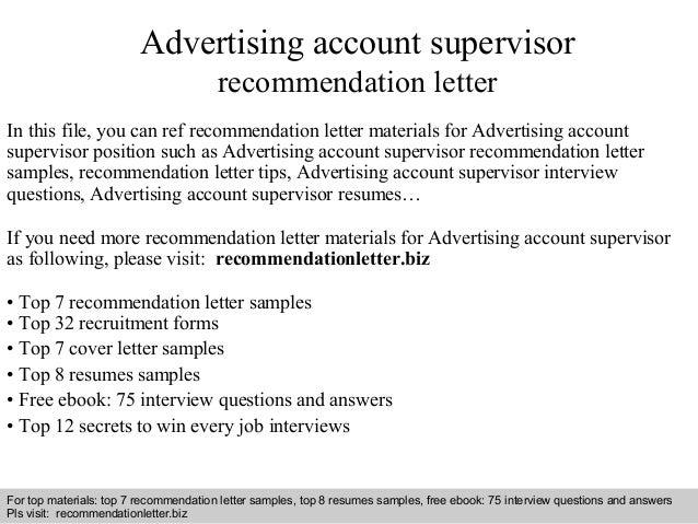 advertising account supervisor recommendation letter 1 638 jpg cb 1408326801