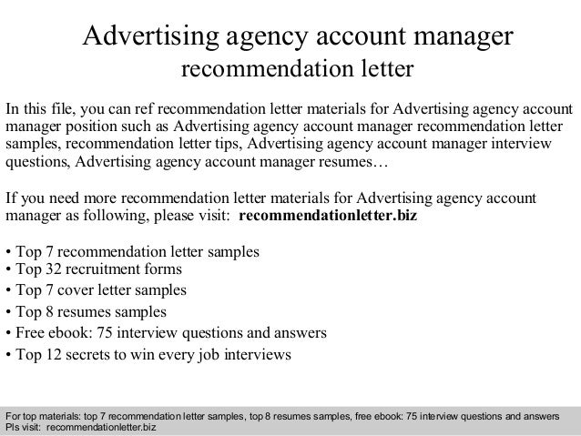 advertising resume examples advertising agency example resume ...