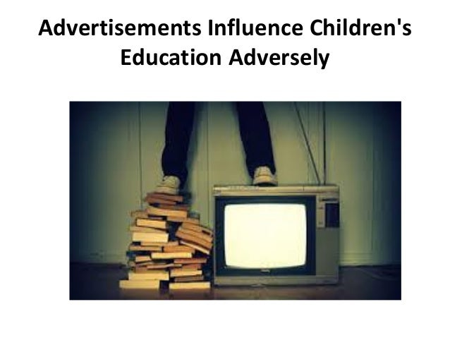 impact of tv commercials Most of the research in consumer behavior and specially on advertisement  impact on children has focused two major points :( 1) impact of tv commercials in .