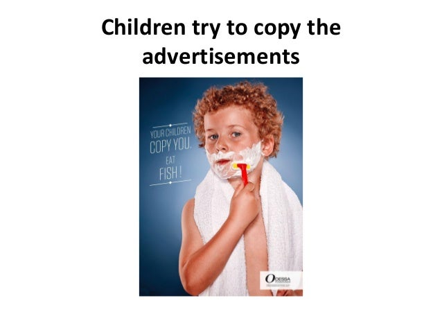 the negative impact of advertising on children Home resources and fact sheets  food advertising directed at children  practice and advertising foods to children an  adversely impact on.