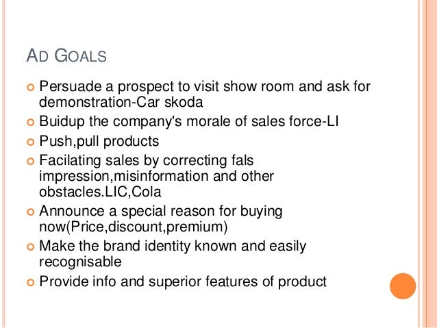 advertising and sales promotion 1