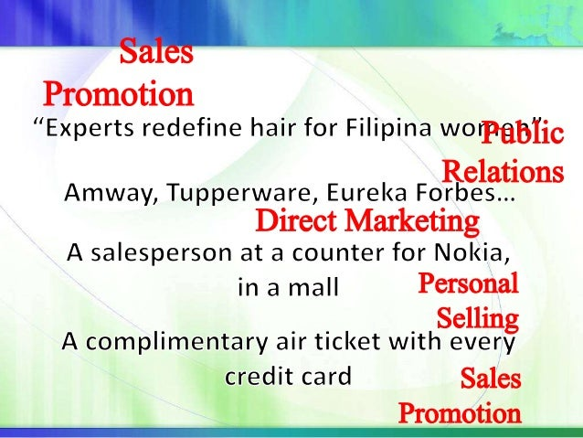 sales promotion execution Restaurant marketing: overview of the components of successful restaurant marketing, promotion and branding.
