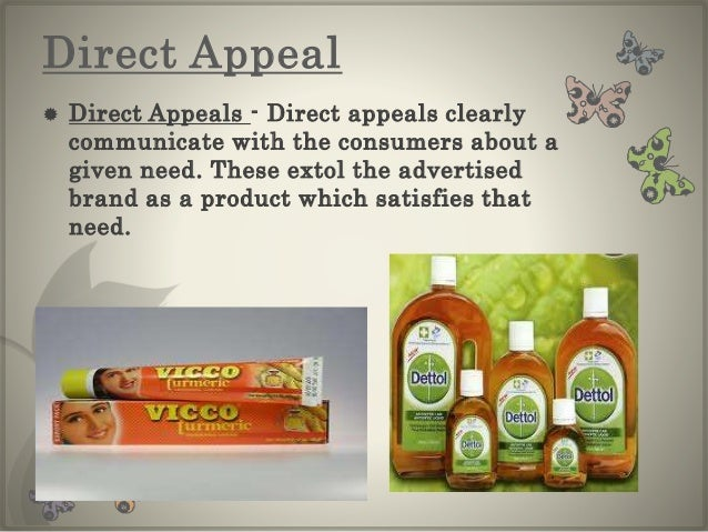 advertising appeals No communication is complete without feedback or reaction the intent behind advertising is to persuade consumers to purchase and repurchase the product over and over again, but does the consumer respond to all communications sent by the advertisers the human brain has a limited processing.